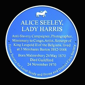 Alice Seeley Plaque