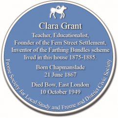 Clara Grant