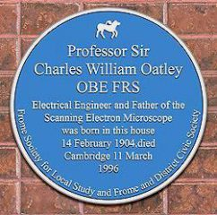 Sir Charles Oatley