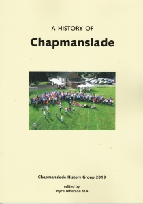 Chapmanslade cover